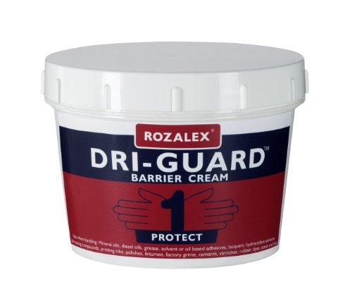 Rozalex Dri-Guard Original Protection Barrier Cream Vaschetta 450 ml
