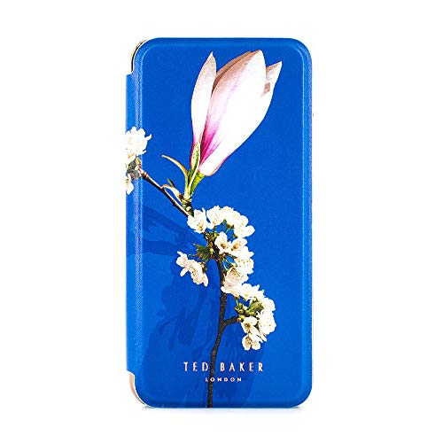 Ted Baker BRYONY Fashionable Highly Protective Premium Mirror Folio Case for iPhone 8/7 - HARMONY MINERAL