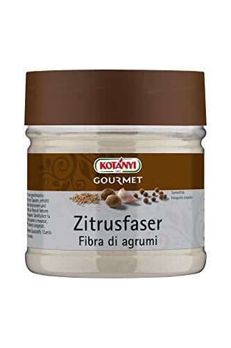 Kotanyi Gourmet Zitrusfaser | pflanzlicher Texturgeber, alternative zu Mehl und Stärke, 120g