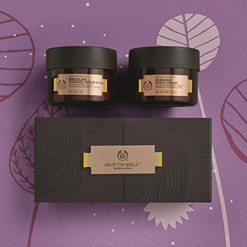 The Body Shop Spa of The World Blissful Ritual Premium Collection Gift Set