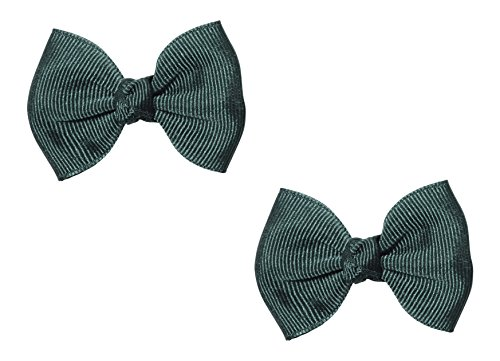 """Anna Belen Girls""""Serena"""" Small Grosgrain Bow (2 Pieces)"""