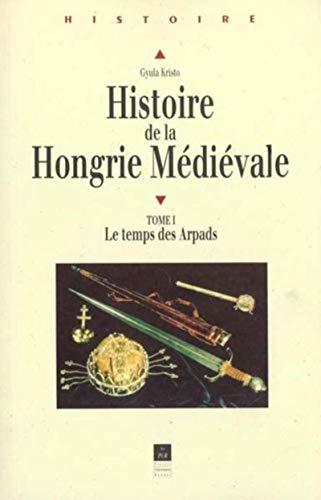 Histoire de la Hongrie médiévale