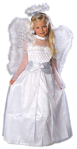 Rubies Rosebud Angel Child Costume, Small, One Color