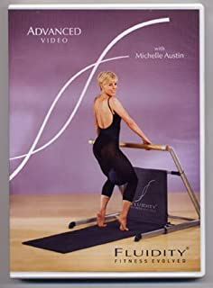 Advanced Video with Michelle Austin ~ Fluidity Fitness Evolved