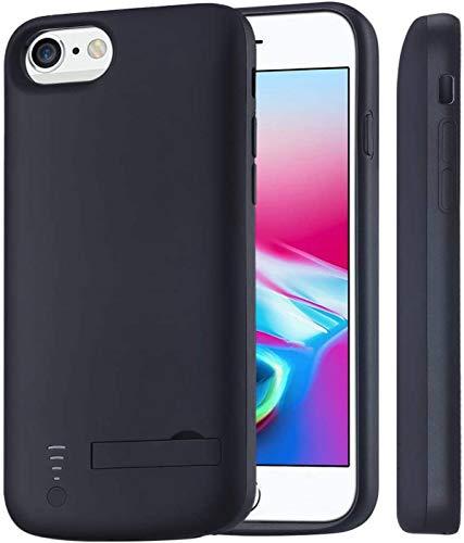 Fey-EU Funda Bateria para iPhone 6/6s/7/8/SE 2020 [4.7 Pulgadas] 5500mAh Batería Cargador Externa para iPhone SE 2020/8/7/6/6S Recargable Backup Charger Case Portátil Power Bank Case