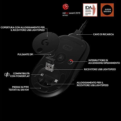 Logitech G Pro Wireless Vs Logitech G903 LIGHTSPEED