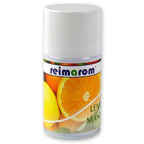 Reimarom Duftspray Lemon Mandarine 250 ml mit natürlichem Zitronen- und Mandarinenduft sowie Geruchsvernichter