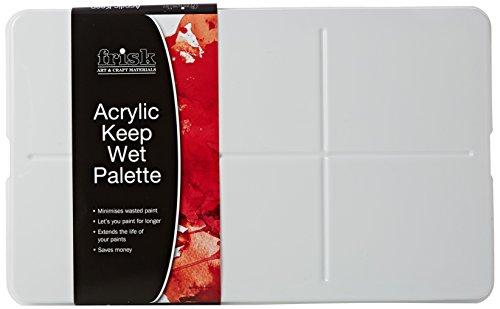 Frisk Acryl Keep-Wet Palette
