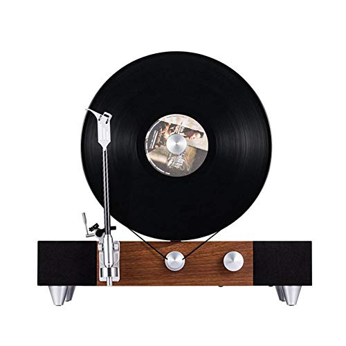 Find Bargain LVSSY-Turntable for Vinyl Records,Bluetooth Record Player with 1 X 4-Inch Woofer,2 25-C...