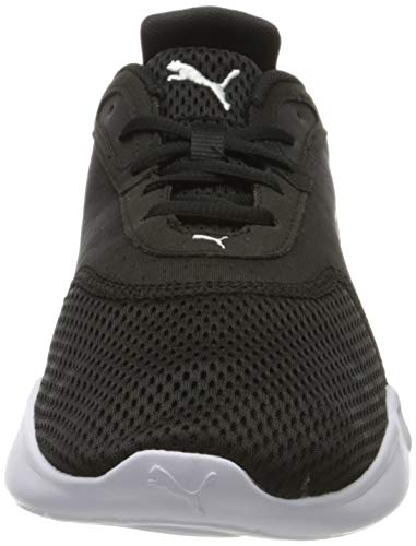 PUMA Jaro, Zapatillas de Running Hombre, Negro Black White, 42 EU