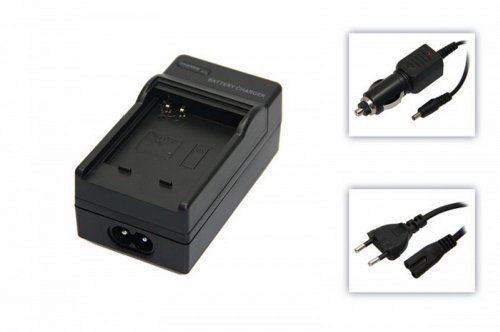 PATONA Akku-Ladegerät für Canon NB-6L black