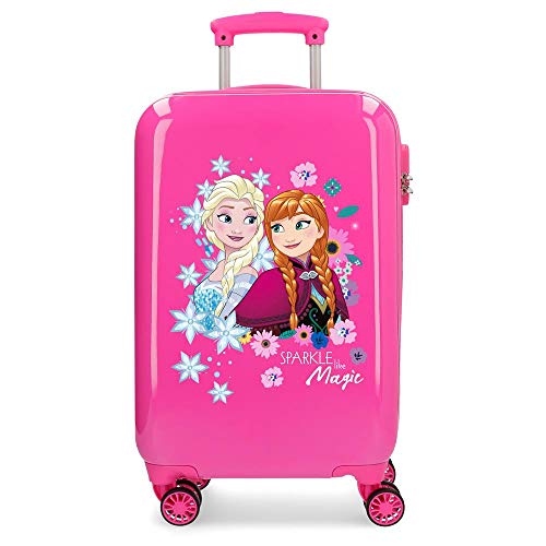 Disney Sparkle Like Magic Valigia per bambini 55 centimeters 33 Rosa