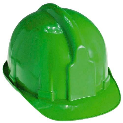 Wolfpack 15030022 - Cascos para obra, color verde