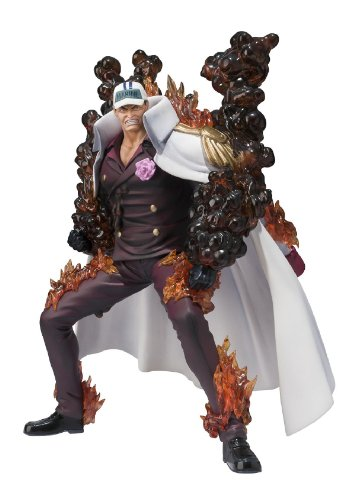Bandai Tamashii Nations Battle Version Figuarts Zero 'Akainu' Sakazuki Toy Figure