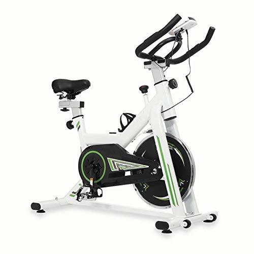 Bicicleta estática Cardio Ciclismo, Home Ciclismo Indoor Ultra Silenciosa Máquina para pérdida de peso gimnasio Bicicleta dinámica Equipo para fitness para los entusiastas del fitness