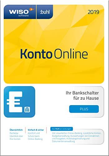 WISO Konto Online Plus 2019 [Online Code]