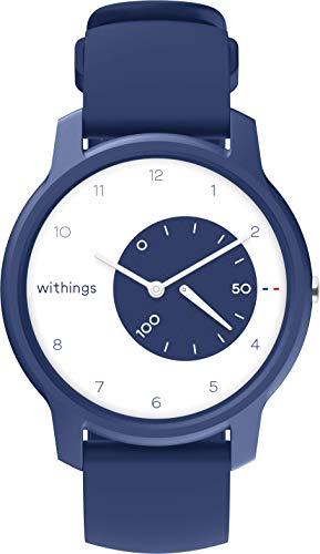 Withings Move nach Wunsch - Maßgeschneiderte Uhr mit Aktivitäts- und Schlaftracking, Made in France, Gravuroption