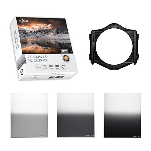 Cokin WP-H3H0-25 Gradual ND Kit Creative Filter System P-Serie grau