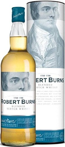 Arran Blended Scotch Whisky Robert Burns 0,7l 40%