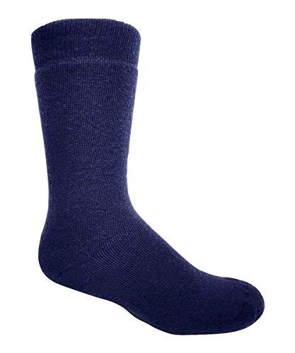 Winter Sock- J.B. Fields -30 Below Classic Sock (Mens, Navy)
