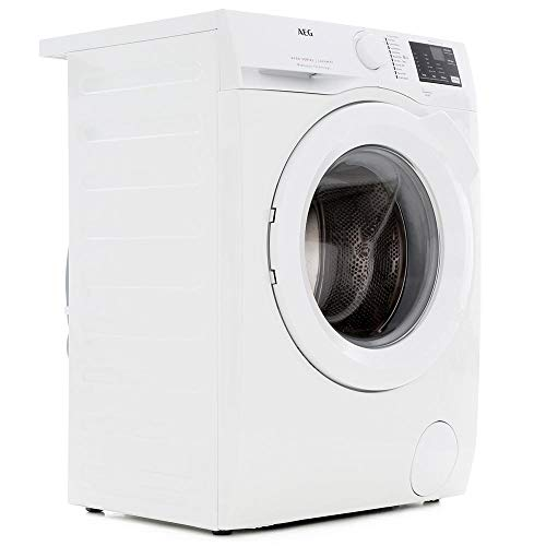AEG 6000 Series L6FBI841N 8Kg Washing Machine with 1400 rpm White
