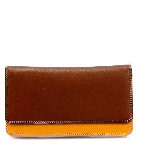 Mywalit - leder damen Geldbörse - medium matinee purse wallet - 237-121 Siena