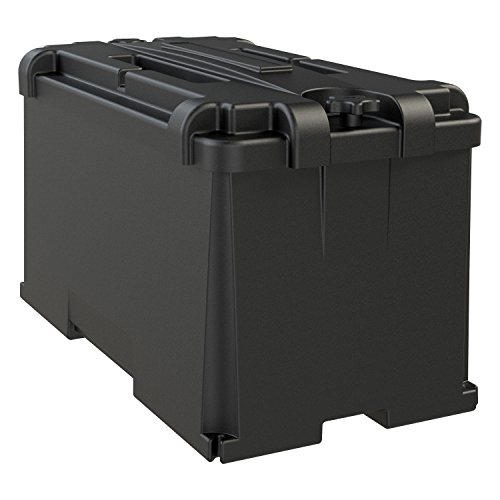 NOCO HM408 Group 4D Commercial-Grade Battery Box, Black, Size: Pack of 1