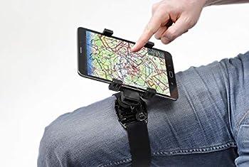 Pilot Kneeboard for Smartphones Mini Tablets iPhone iPad Mini Android