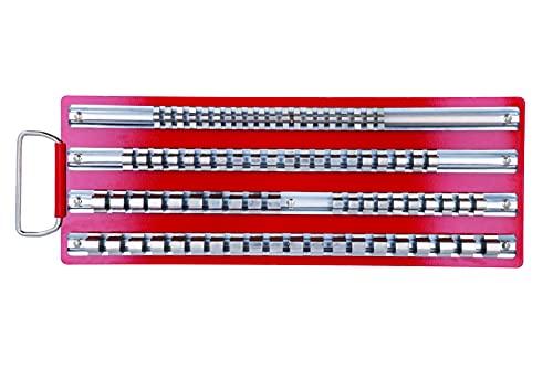 Laser 2664 Juego de Llaves de Vaso combinadas