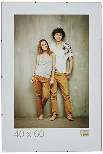 Deknudt Frames S200K9-40.0X60.0 - Cornice portafoto in Vetro, 40 x 60 cm