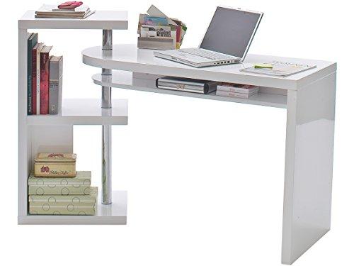 Eckschreibtisch Schreibtisch Arbeitstisch Bürotisch schwenkbarer Tisch