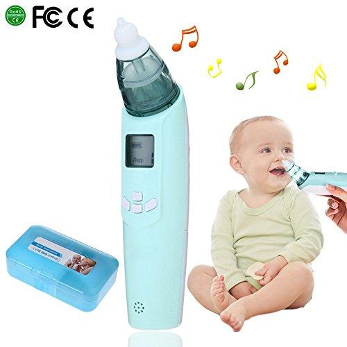 Evenlyao Mouche B/éb/é /Électrique Dispositif daspiration /électrique b/éb/é Nettoyage Nez Enfant b/éb/é aspirateur /électrique Nez nettoyant USB