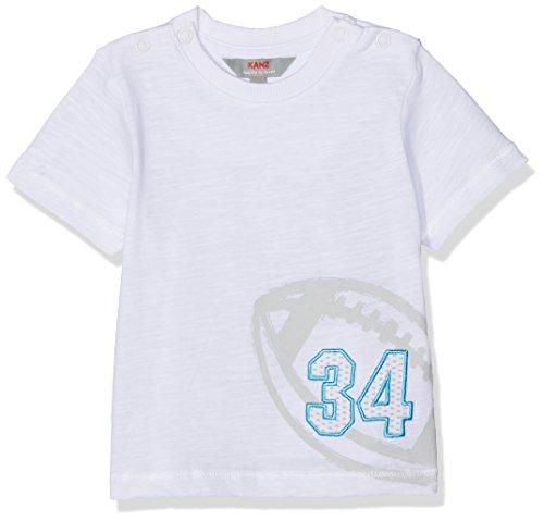 Kanz T-Shirt 1/4 Arm 1832513, Bianco (Bright White 1000), 56 Bambino
