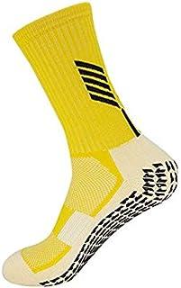 Laxuri S035 Anti Slip Rubber Pads Football Basketball Running Cycling Socks