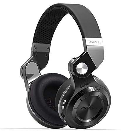 【1/4まで】Bluedio T2+ (Turbine 2Plus) 折り畳み式Bluetoothヘットセット FMラジオ機能搭載 1,440円送料無料!