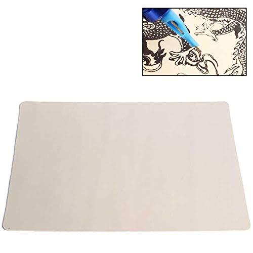 1 Pc Blank Tattoo Praxis Haut-silikon-haut Trompete Praxis Haut Farbe Tätowierung-praxis-haut-silikon-praxis-haut Schönheit Zubehör