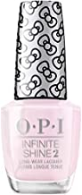 OPI Hello Kitty Nail Polish Collection, Infinite Shine, 0.5 Fl Oz