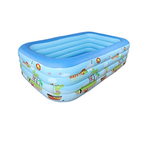 LSZ Piscina Inflable for bebés recién Nacidos, for bebés, for bebés, de Gran tamaño, Espesar Hogar de la Familia en casa Piscina for Adultos en la Piscina en el océano Piscinas hinchables