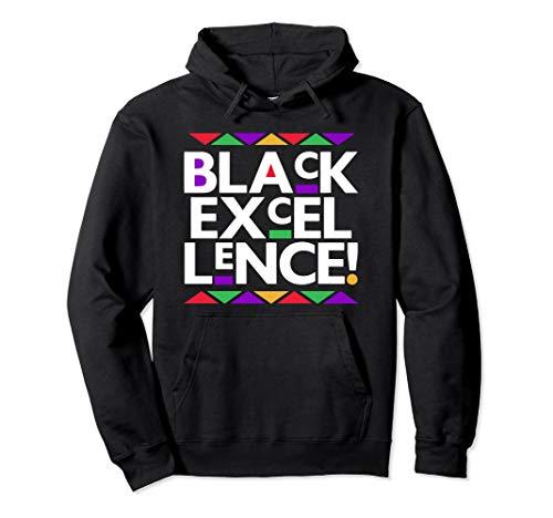 Black Excellence! Black Pride, African American Hoodie