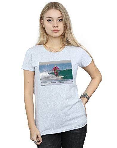DC Comics Mujer Batman TV Series Joker Surfing Camiseta Deporte...