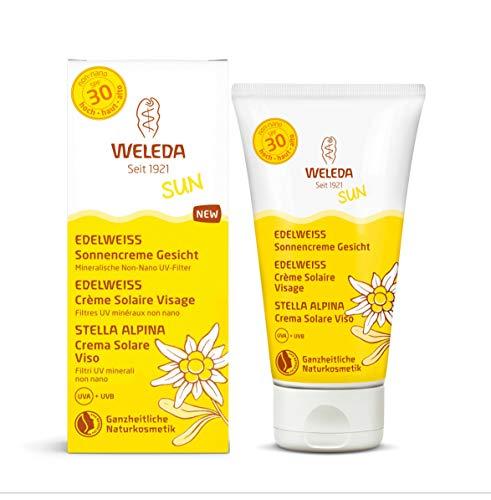 Weleda Italia Sonnencreme für das Gesicht (SPF 30) - 50 ml