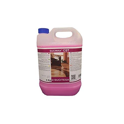 Líquido cristalizador/sellador para abrillantar suelos de terrazo o mármol. Especialmente indicado para el cristalizado rápido confiriendo un gran brillo y durabilidad.