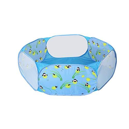 Appearanice Bebé Corralito Glowworm Bolas Piscina Niños Juego de Juguete Juego de Casitas Tienda de campaña