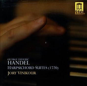 "Handel, G.F.: The Eight ""Great"" Suites, 1720"