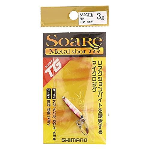 SHIMANO Soare Metal Shot Tungsten 3gr col. 002