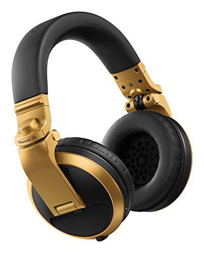 Pioneer HDJ-X5BT-N Headphones, Gold