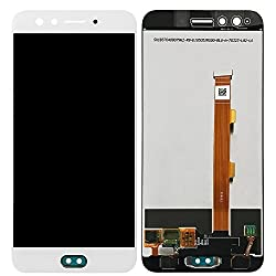Original Generic LCD Display with Touch Screen Digitizer for Oppo F3 (White)