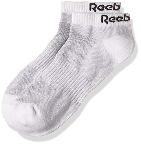 Reebok Te Low Cut Sock 3P Socken Unisex Erwachsene M weiß