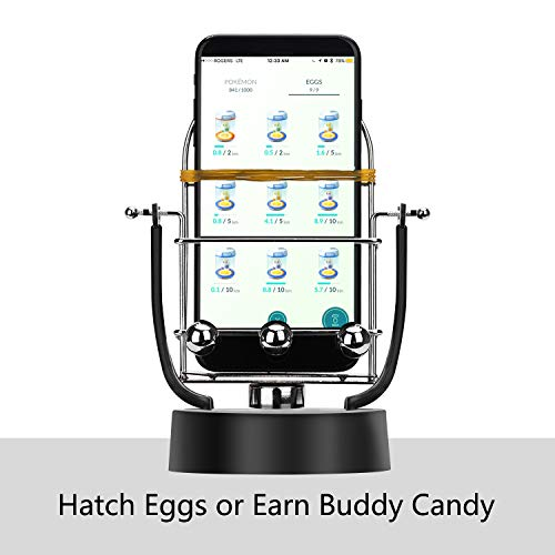 MoPei Phone Swing Device for Steps Challenge Making Steps to Hatch Eggs in Pokemon Go