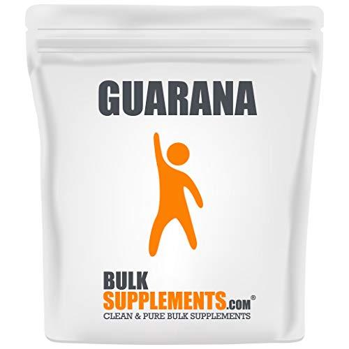 Bulksupplements Guarana Extract (22% Caffeine) (250 Grams)